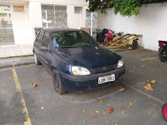 Ford Fiesta Street 2002 - Foto 3
