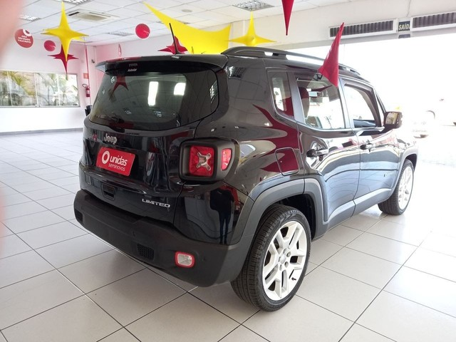 JEEP RENEGADE LIMITED 1.8 AT 2019 - Foto 5