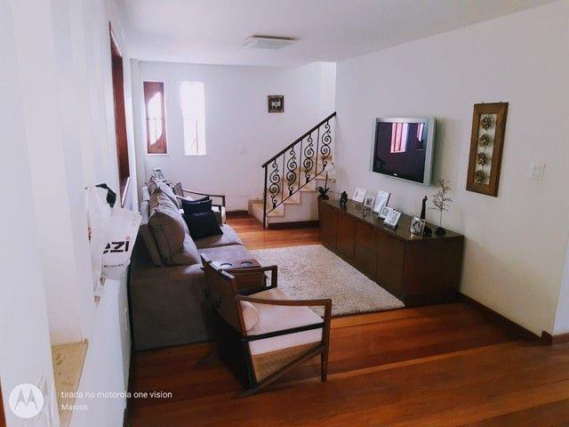 Casa Duplex Marilândia 4 quartos,2 salas,piscina, área gourmet,suite Banheira,terreno - Foto 14