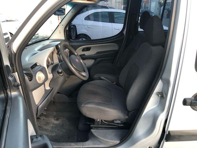Fiat Doblò Essence 1.8 7 lugares 2012 completa Extra!!  - Foto 9