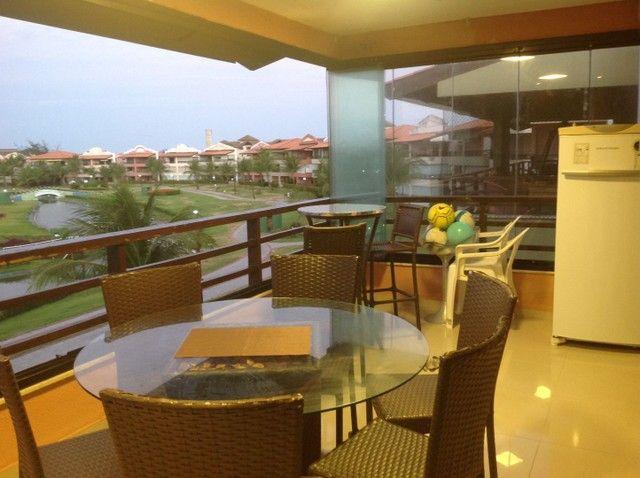 Locação de Apto padrão no Aquaville Resort