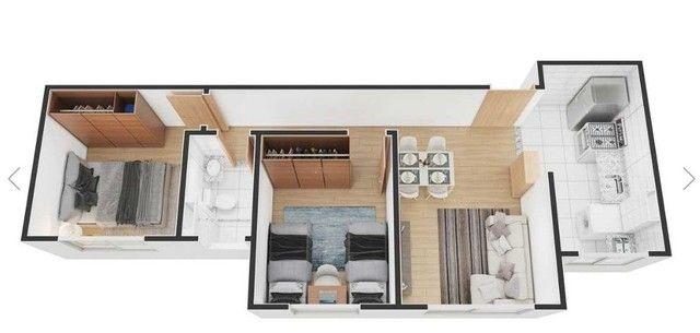 Apartamento à venda, 47 m² por R$ 170.000,00 - Cidade Satélite - Natal/RN - Foto 12