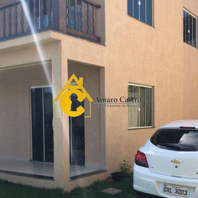 COD 520 - Casa em condomínio Vovó Mercedes em São Pedro da Aldeia - Foto 5
