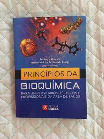 Tratado de fisiologia médica + Princípios da bioquímica  - Foto 3