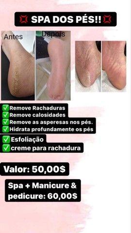 Spa dos pés