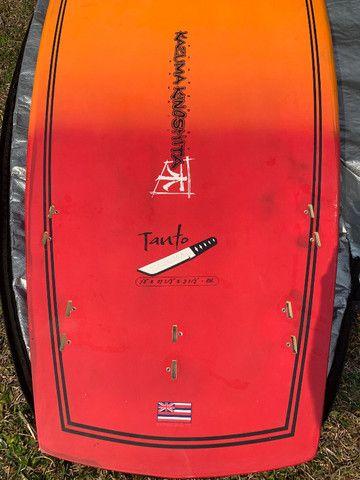 SUP Wave Hawaiano Kazuma 7?6? Carbono Stand Up Paddle ZERO! - Foto 5