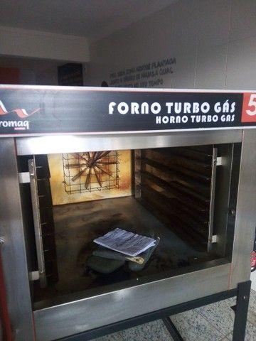 Vendo Forno turbo gás - Foto 3