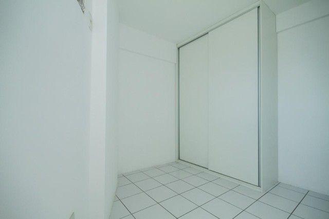Apartamento com 3 quartos para alugar, 94 m² por R$ 3.385/mês com taxas - Boa Viagem - Rec - Foto 8