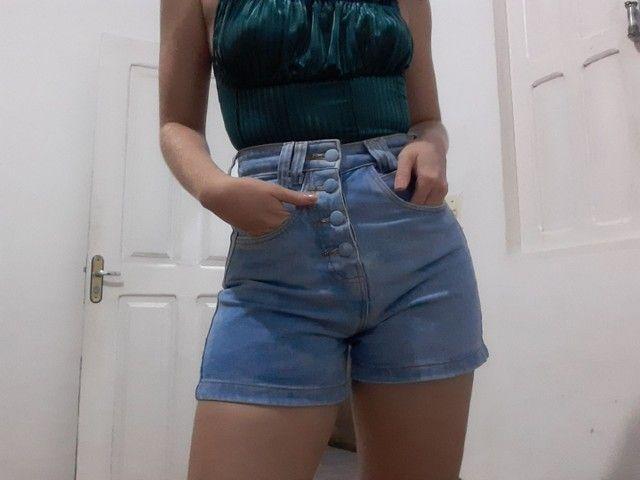 Short jeans vintage