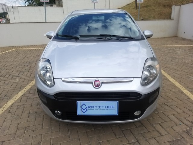 Fiat Punto Attractive 1.4 (Flex) - Foto 2