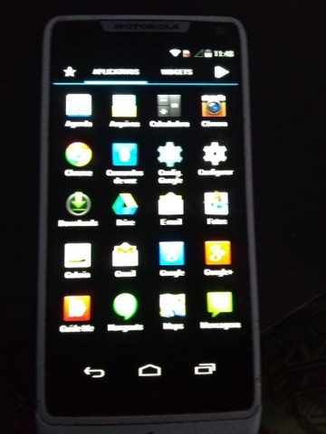 Celular Motorola Intel inside  - Foto 4