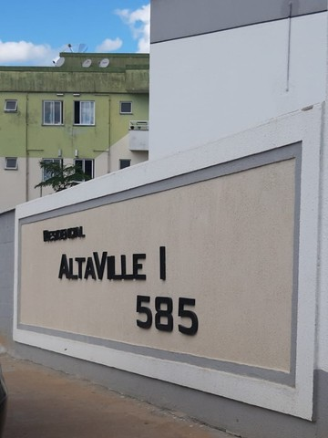 A RC+Imóveis aluga uma excelente casa de 02 quartos no condomínio AltaVille 1 - Foto 2