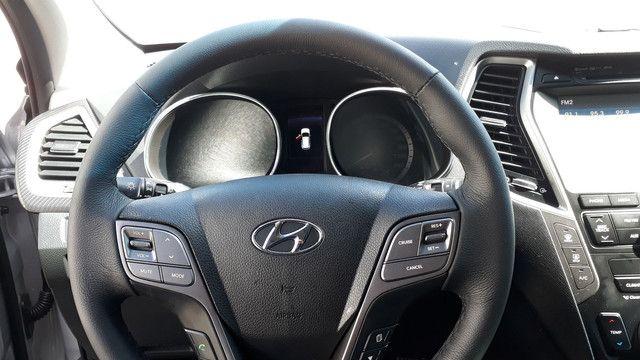 Hyundai Santa Fé 3.3 V6 2018 Top Linha 07 Lugares Impecável - Foto 15