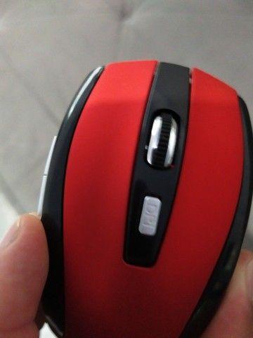 PROMOÇÃO Mouse Sem Fio, 6 Botões Novo - Foto 2