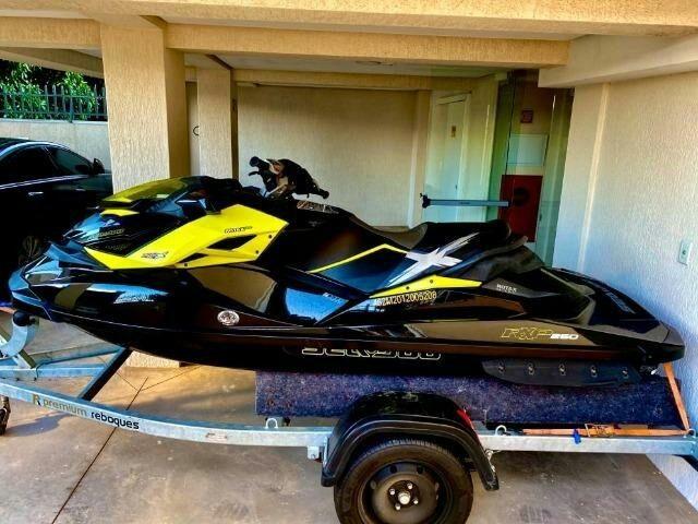 Jet Ski Sea doo RXP-X 260 Ano 2012 impecável Revisado !!!<br> - Foto 4