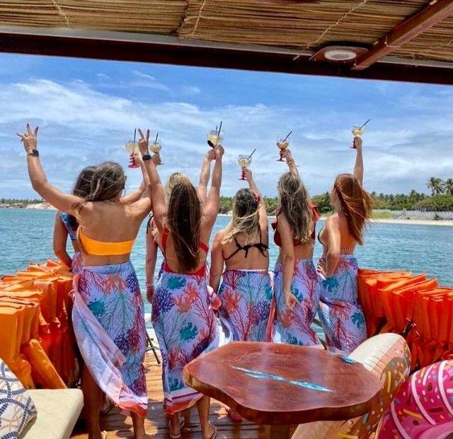 Alugo catamarã 20 pessoas em Maria Farinha  - Foto 3