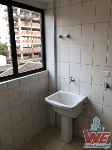 LOCAÇÃO | Apartamento, com 2 quartos em Zona-07, Maringá - Foto 14