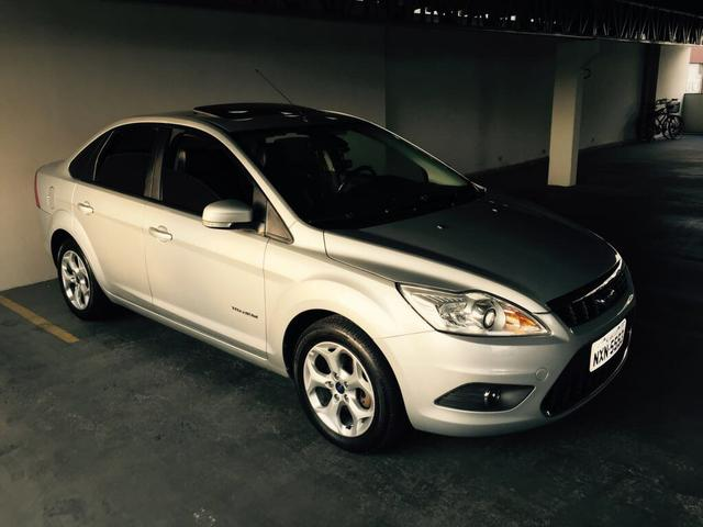 Ford Focus Sedan Titanium 2.0 Automático