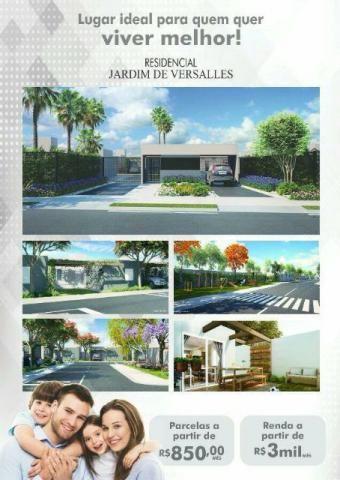 Lançamento Jardim de Versalles
