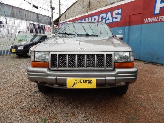 Jeep Grand Cherokee 5.9