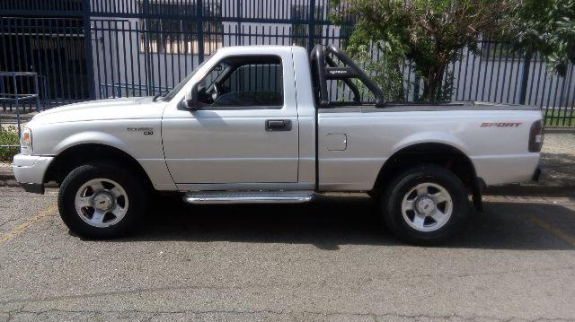 Ford Ranger Ranger XLS Cabine Simples 2.3 Gasolina 2009