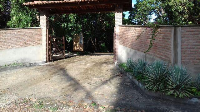 Sitio na Zona Rural de Teresina