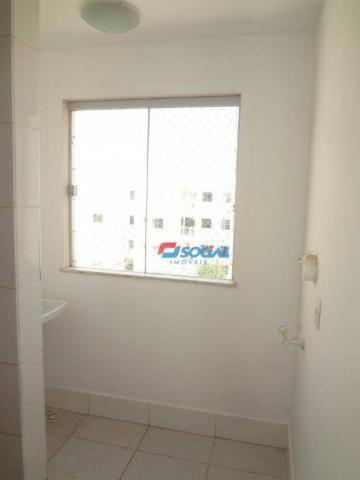 Garden Club, Apto 403 BL 11 para locação, Nova Esperança, Porto Velho. - Foto 13