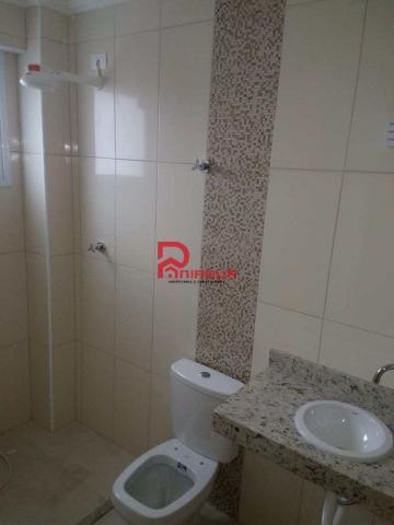 Apartamento para alugar com 2 dormitórios em Ocian, Praia grande cod:1088 - Foto 3