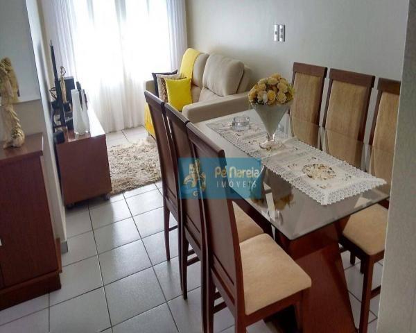 Apartamento com 2 dormitórios à venda, 104 m² por R$ 450.000 - Centro - Cosmópolis/SP
