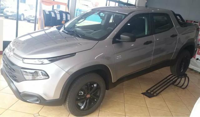 Fiat Toro Endurece Diesel 4x4 Automática 0km 2020 com IPVA 2020