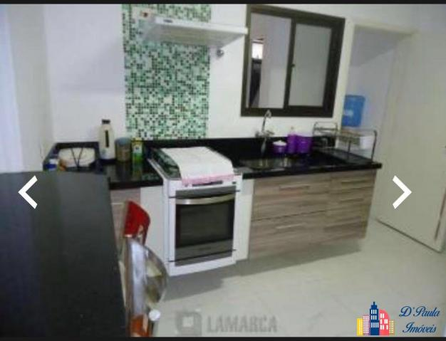 Ap00447 - apartamento no edifício cascais no guarujá! - Foto 10