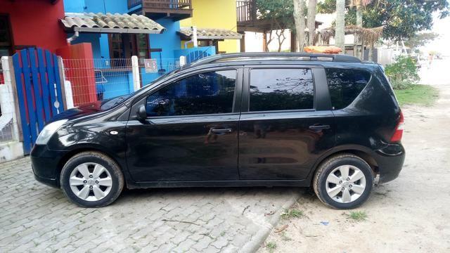 Nissan Livina 1.6 SL 2012