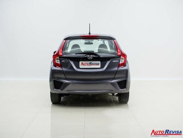 Honda Fit Ex 1.5 Cvt - 46500 km - 2015 - Foto 8