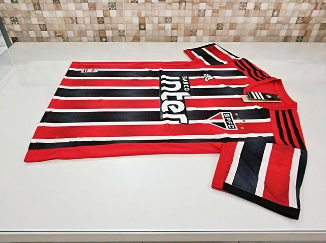 Camisa São Paulo Away 19/20 - Foto 5