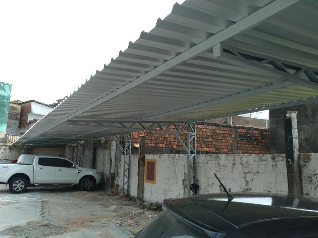 Estacionamentos e garagens para condomínios