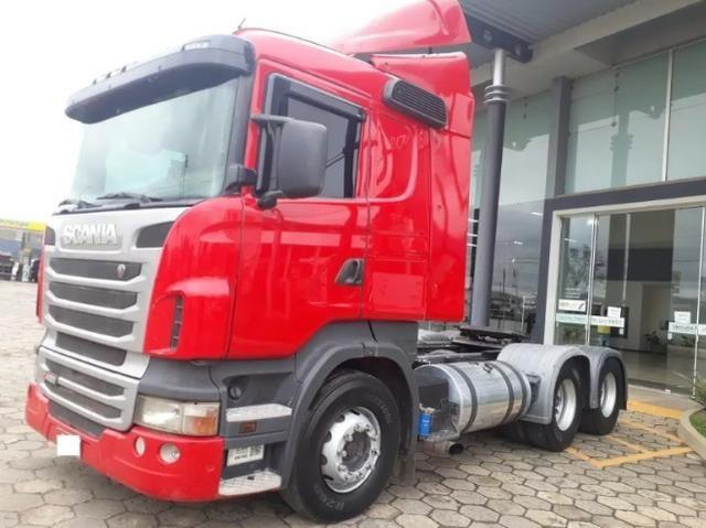 Scania R420 6x4 11/12 Automático E Retarder - Foto 4