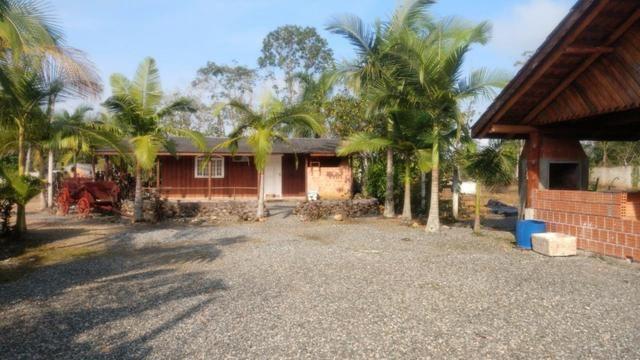 Chácara com Duas Casas rústicas (6 quartos), lado do Rio Palmital - Foto 8