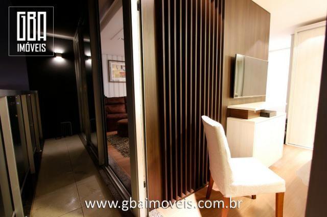 Studio Residence 100% mobiliado, 1 dorm, sacada e 1 vaga - Pelotas/RS - Foto 12