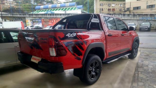 Hilux 2.8 Sr Challenge 4x4 Cd Automática Diesel - Foto 5