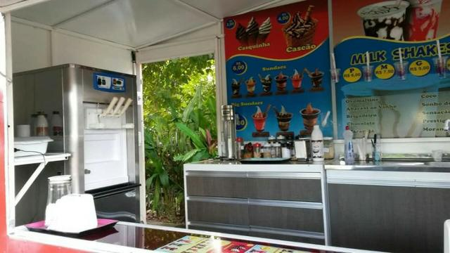 Vendo sorveteria completa - Foto 2