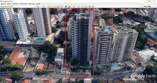Apartamento 1 por andar - Lindo - Edificio Strauss