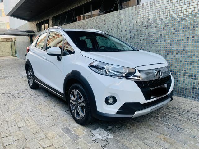 Honda WR-V EXL 1.5 16v CVT Automático - 2018 - Única Dona - Analiso Troca