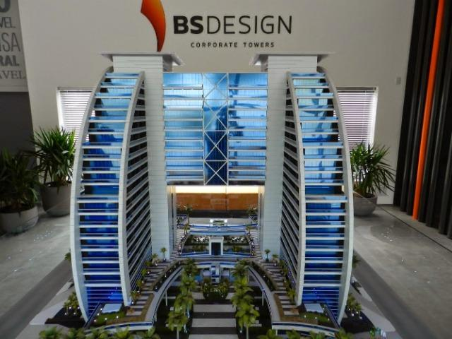 Aldeota - Sala 29,94m² no BS Design com 1 vaga