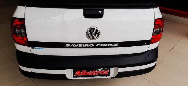 SAVEIRO CROSS 1.6 CAB ESTENDIDA IMPECÁVEL - Foto 6