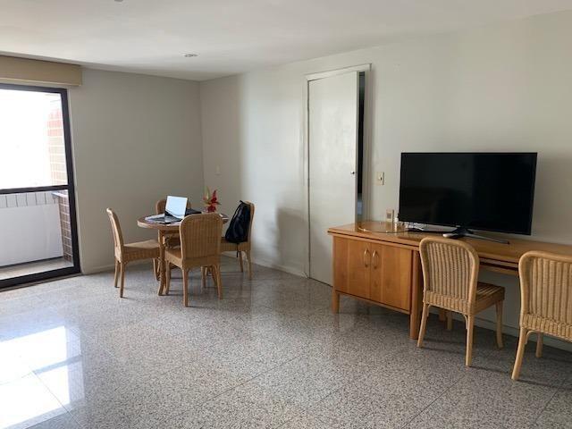 Flat no Hotel Othon Palace Fortaleza CE 86m2 - 2 quartos - Foto 6