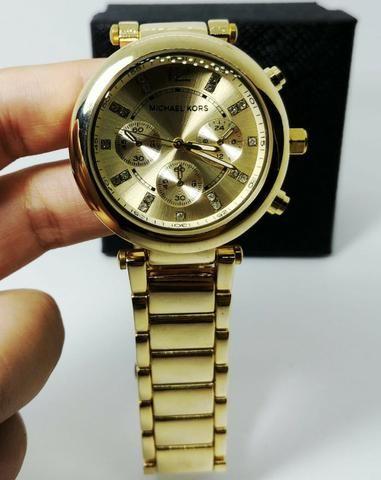 4b536723ccf Relógio Feminino Luxo - Entregamos - Garantia - Bijouterias ...