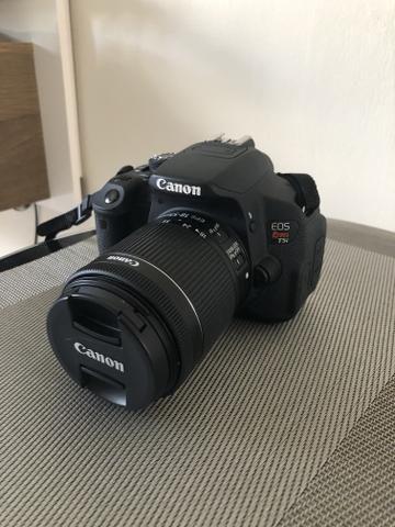 Câmera Profissional Canon T5i