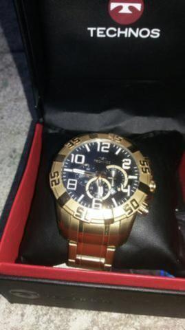 b46207d3802 Relógio Technos Sport Analógico - Bijouterias