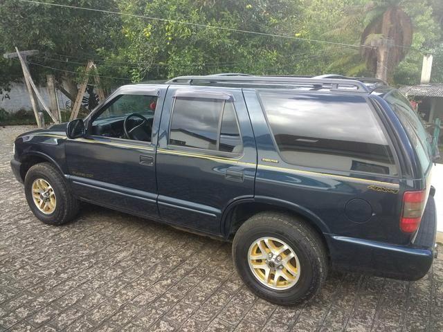 88c639ed23 vendo blazer executive 4x4 automatica 99 - 1999