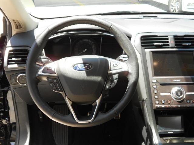 Ford Fusion 2.0 Ecoboost Titanium Awd Automático Turbo - Foto 7